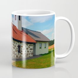 Old traditional firehouse II | architectural photography Coffee Mug