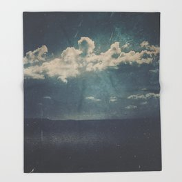 Dark Square Vol. 8 Throw Blanket