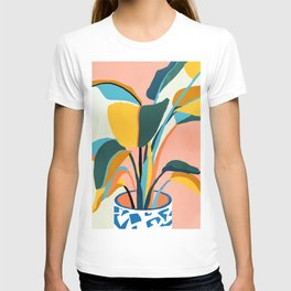 Nature Does Not Hurry Yet Everything Is Accomplished #painting T-shirt