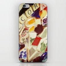 Vintage Decor iPhone & iPod Skin