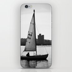 Sailboat iPhone & iPod Skin