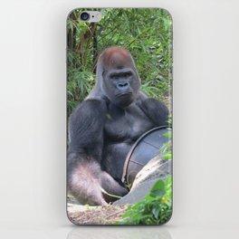 Gorilla Says iPhone Skin