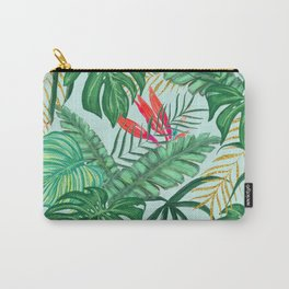 The Tropics ||| #illustration #tropical Carry-All Pouch