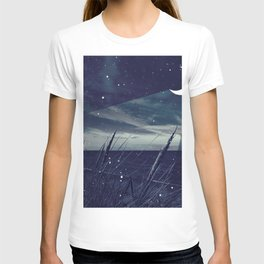 Before the storm - night T-shirt
