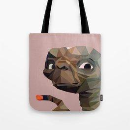E.T. graphic | feyerabend illustration Tote Bag