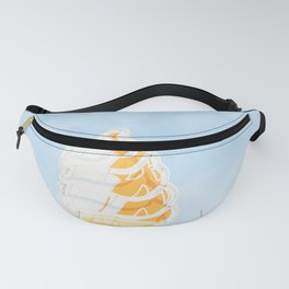Vintage Ice Cream Sign Fanny Pack