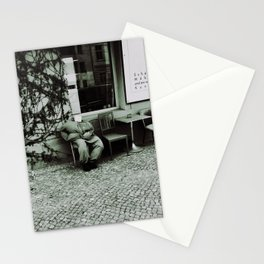 headless & famous Stationery Cards