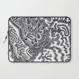 Black Hole Sun Laptop Sleeve