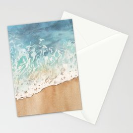 The ocean is calling Stationery Cards