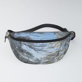 Winter in March Fanny Pack