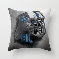 81ATRON Throw Pillow
