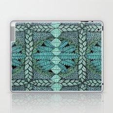 Ink Pattern No.3 Laptop & iPad Skin