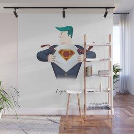 Human Horscope - Capricorn Wall Mural