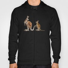 Being Tailed (Wordless) Hoody