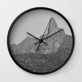 Rocky mountain Wall Clock