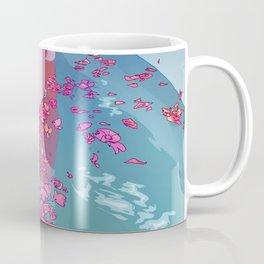 Flower Bath 4 Coffee Mug