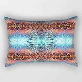 Glass and Light Fusion Rectangular Pillow