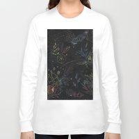 totem Long Sleeve T-shirts featuring Totem by ugumbela