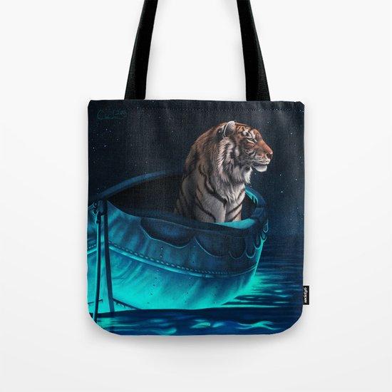 Richard Parker Tote Bag