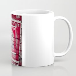 Stamp of Liberty Coffee Mug