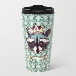 King Racoon · Ver.2 Travel Mug