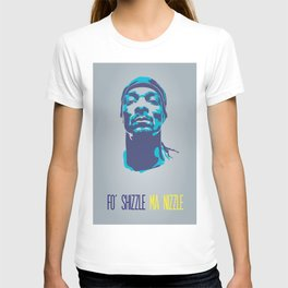 Snoop Dogg Poster Art T-shirt