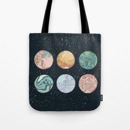 I'ma Need Space Tote Bag