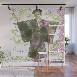 Kimono Pattern Wall Mural
