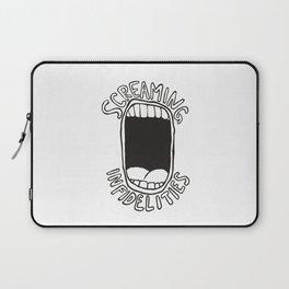 screaming infidelities Laptop Sleeve