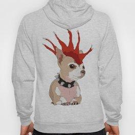 Bad Ass Chihuahua Hoody