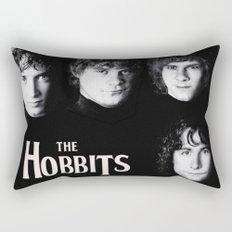 The Fab Four Rectangular Pillow