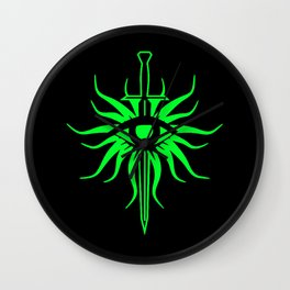 The Inquisition Wall Clock
