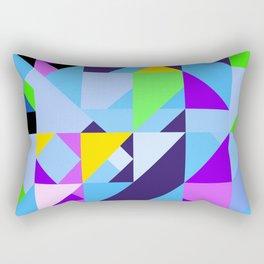 Geometric XIX Rectangular Pillow