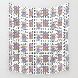 Window Gazing Wall Tapestry