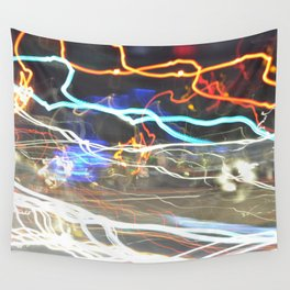 Suburban Trails Wall Tapestry