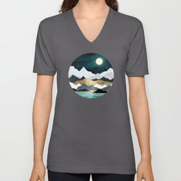 Ocean Stars Unisex V-Ausschnitt