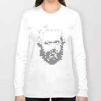 marx Long Sleeve T-shirts featuring Marx in Dots by The Sound of Applause