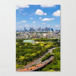 TOKYO 22 Canvas Print