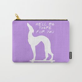 Pat the dog Carry-All Pouch