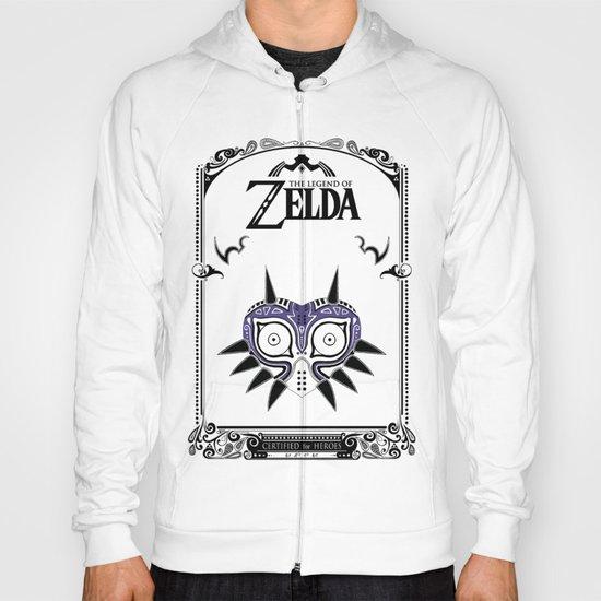 Zelda legend - Majora's mask Hoody