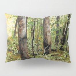 Forest Woods Vermont Landscape Pillow Sham