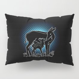 Doe And Fawn Pillow Sham