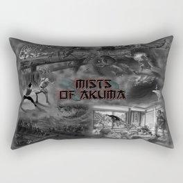 Mists of Akuma Collage (Sara Shijo) Rectangular Pillow