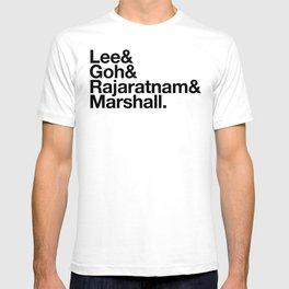 Founding Fathers. T-shirt