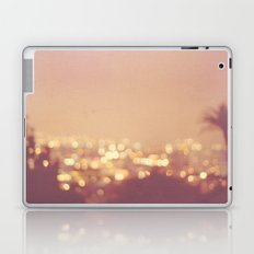Summer Nights. Los Angeles at night photograph. Laptop & iPad Skin