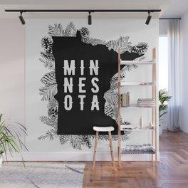 Minnesota Pine Wall Mural