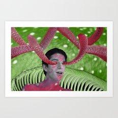 Crustacean Art Print