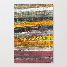 Dusk. Canvas Print