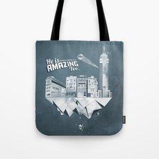 Sick City Tote Bag