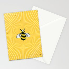 Don t worry – Bee happy – A Hell Songbook Edition Stationery Cards